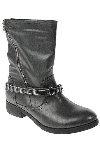 cokett bottines femme de couleur noir