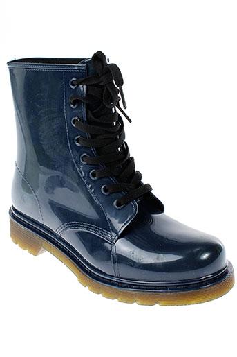 gioseppo boots femme de couleur bleu