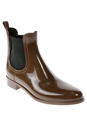 gioseppo boots femme de couleur marron