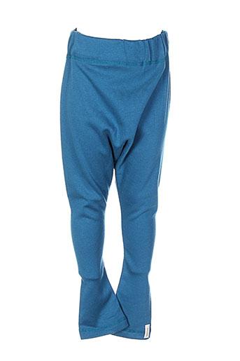 minizabi pantalons fille de couleur bleu