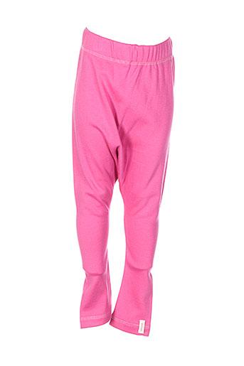 minizabi pantalons fille de couleur rose