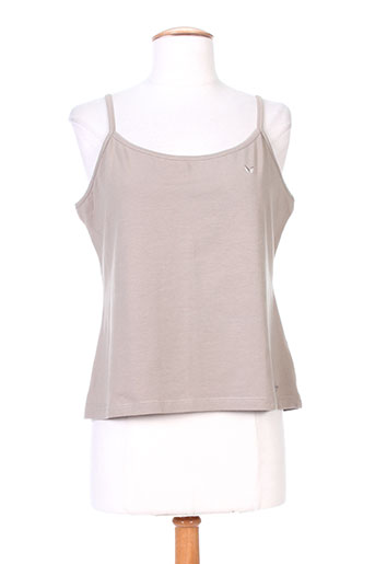 katmai chemises femme de couleur beige