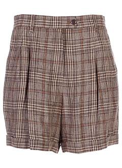 Produit-Shorts / Bermudas-Femme-GEORGES RECH