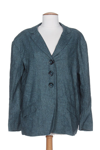 Veste chic / Blazer bleu ROSA ROSAM pour femme