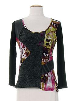 Produit-T-shirts / Tops-Femme-ME-PARIS