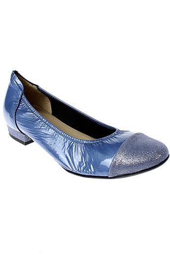 sabrinas ballerines femme de couleur bleu