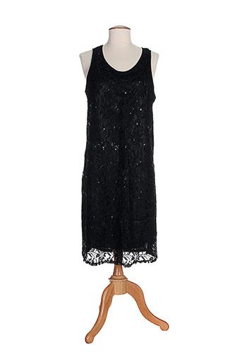 elie bonnie robes femme de couleur noir