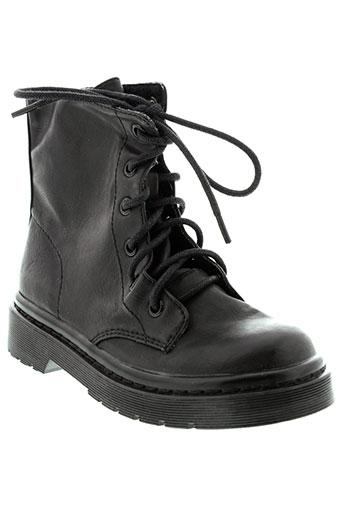 sisley chaussures fille de couleur noir
