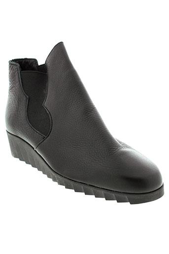 hirica boots femme de couleur noir