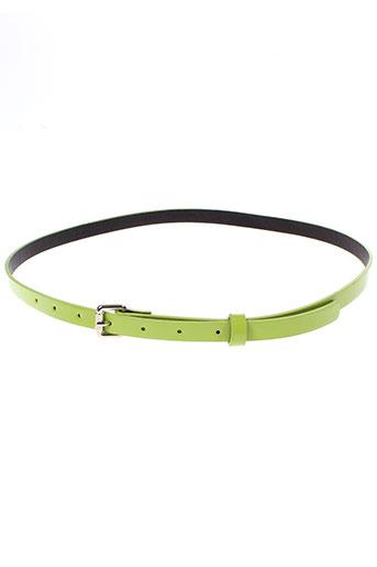 may&co accessoires femme de couleur vert