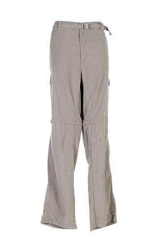 columbia pantalons homme de couleur vert