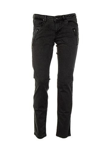 edc by esprit pantalons femme de couleur gris