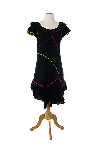 bamboo et s robes et mi et longues femme de couleur noir