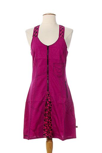 bamboo et s robes et mi et longues femme de couleur rose
