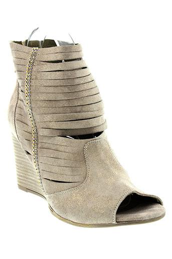 life boots femme de couleur beige