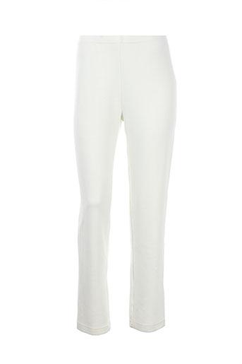 georgedé pantalons femme de couleur beige