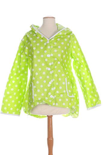 k-a-n-o-u manteaux femme de couleur vert