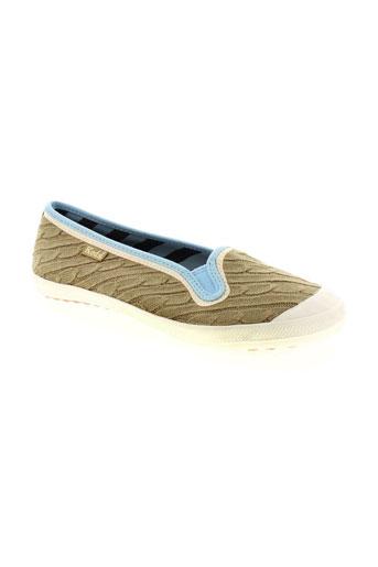 keds chaussures femme de couleur beige