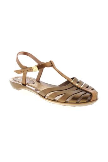 gisele bündchen chaussures femme de couleur marron