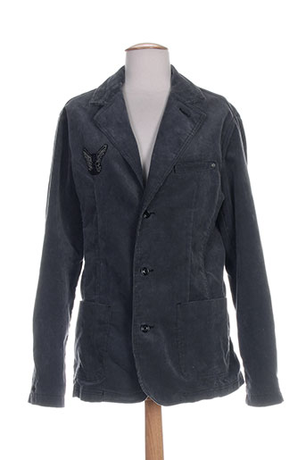 mexx vestes garçon de couleur gris