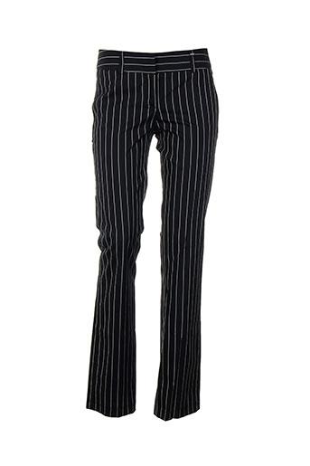 Pantalon chic noir ELO pour femme