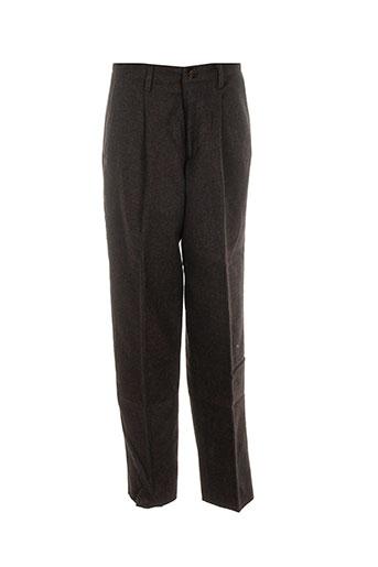 cacharel pantalons garçon de couleur marron