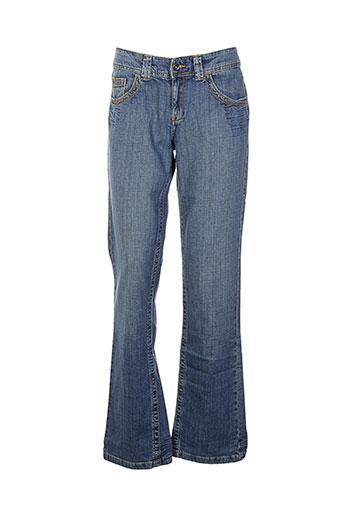 mexx jeans femme de couleur bleu