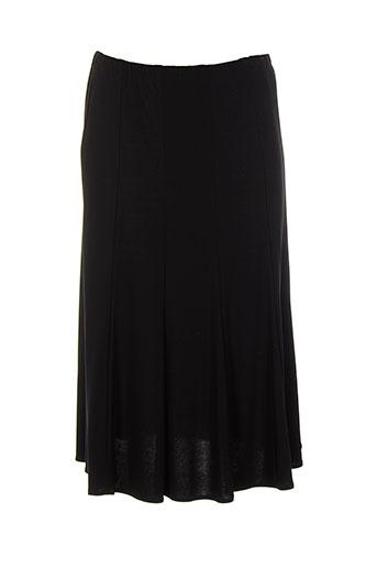 gelco jupes femme de couleur noir