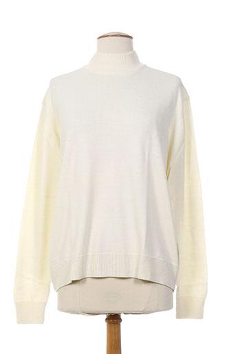 finette pulls femme de couleur beige