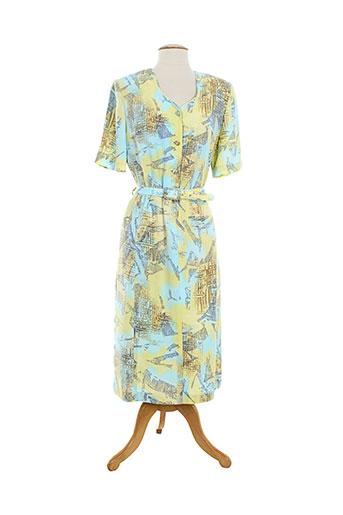 coutureine robes femme de couleur jaune