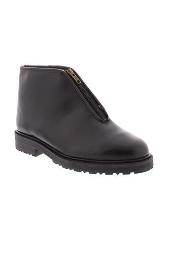 arima boots homme de couleur noir