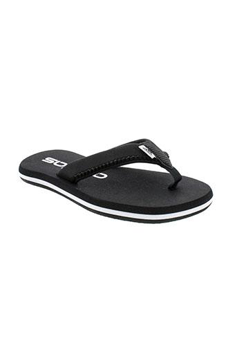 adidas tongs garcon de couleur noir