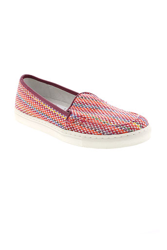 la fee maraboutee chaussures femme de couleur rose