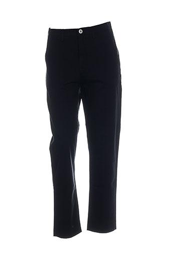 cheap monday pantalons homme de couleur noir