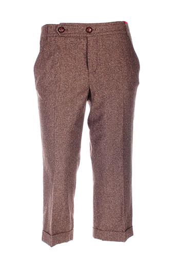 jackpot shorts / bermudas femme de couleur marron