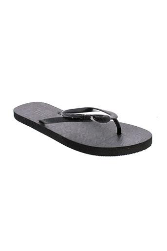 laulina chaussures fille de couleur noir