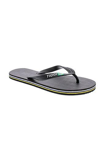 laulina chaussures homme de couleur noir
