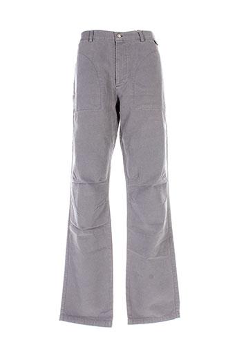 napapijri pantalons et decontractes homme de couleur gris