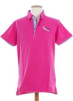 vestiaires principaute cannoise t-shirts homme de couleur violet mnkWK1