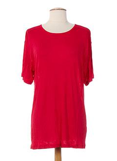 86ae62470aca03 Vêtements Femme De Marque BORGOFIORI De Couleur Rouge En Soldes Pas ...