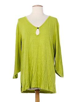 Produit-T-shirts / Tops-Femme-BE THE QUEEN