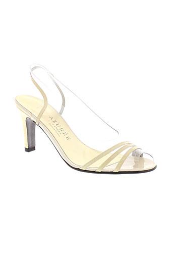 azuree sandales et nu et pieds femme de couleur beige