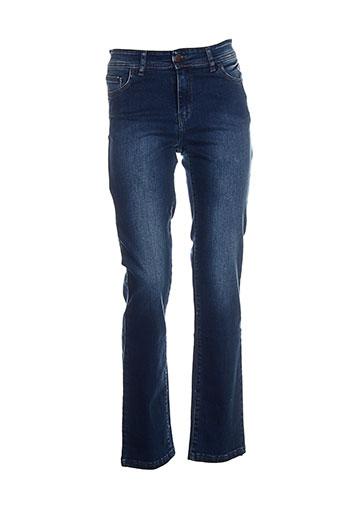 cowest jeans femme de couleur bleu