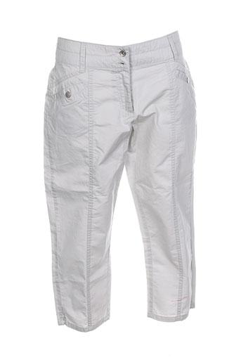 jensen shorts et bermudas femme de couleur gris