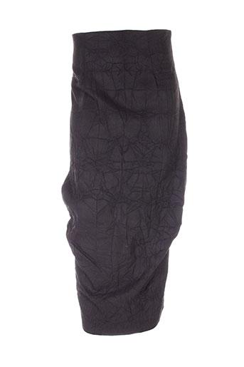 lino factory jupes femme de couleur gris
