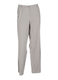 Pantalon chic vert FRANK WALDER pour femme