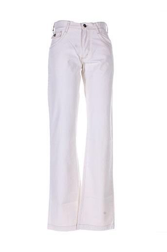 new man pantalons homme de couleur beige
