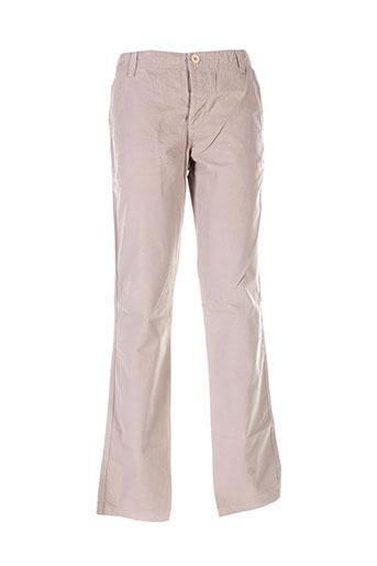 Pantalon casual gris KILIWATCH pour homme