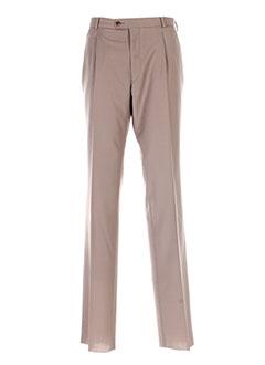 Pantalon chic beige ECCE pour homme