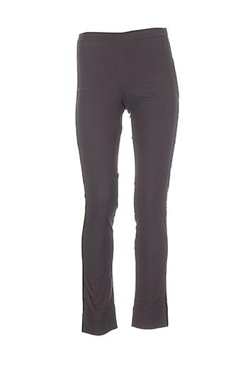 myrine EFFI_CHAR_1 me pantalons femme de couleur gris